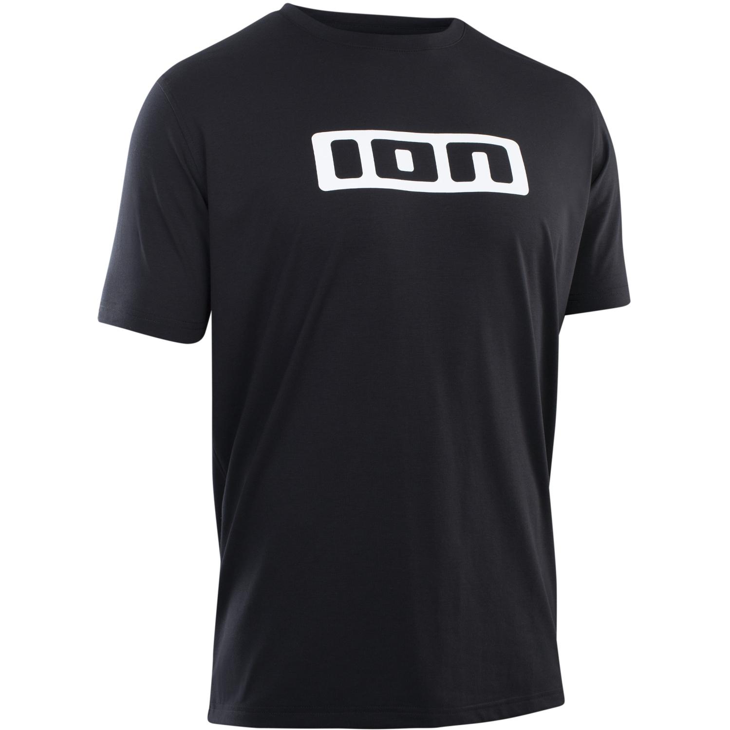 ION Bike Tee Short Sleeve Logo DR - Black