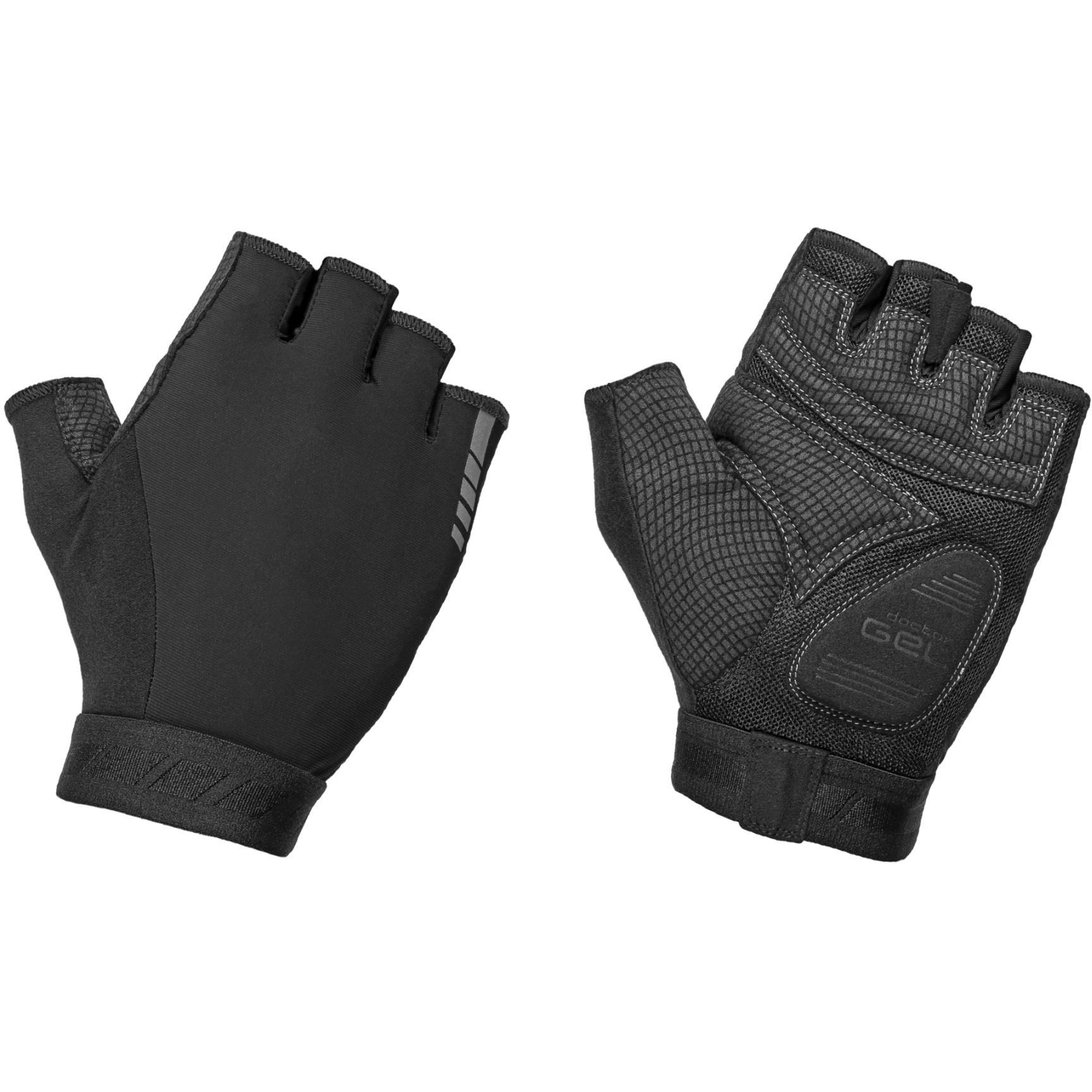 GripGrab WorldCup Padded Short Finger Glove 2 - black
