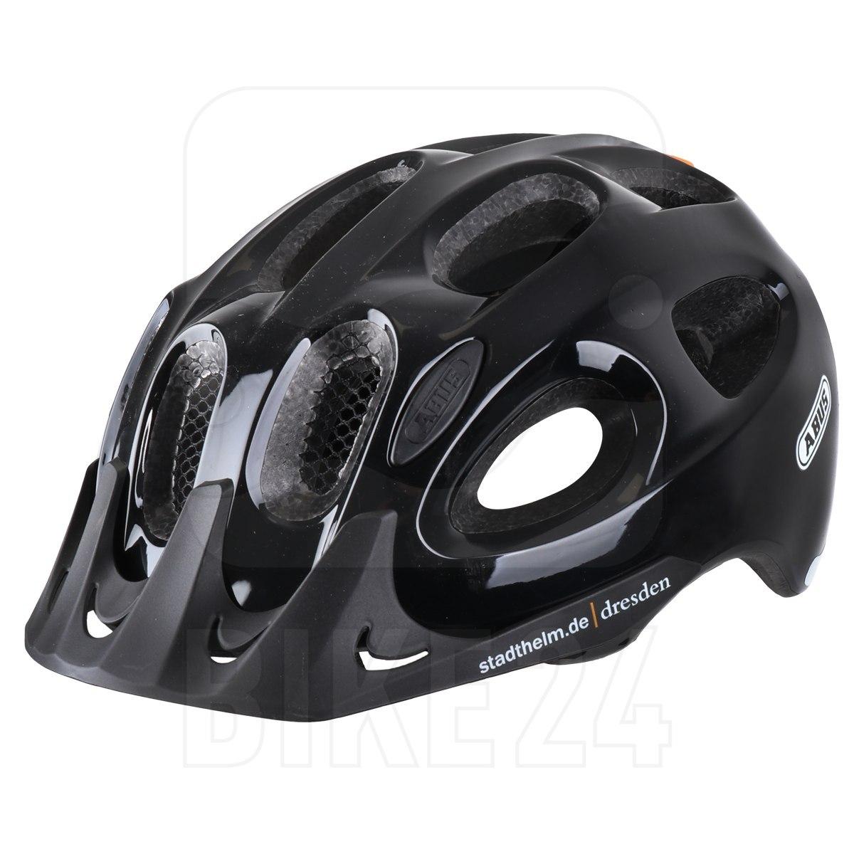 ABUS Stadthelm Youn-I Dresden Helmet - black