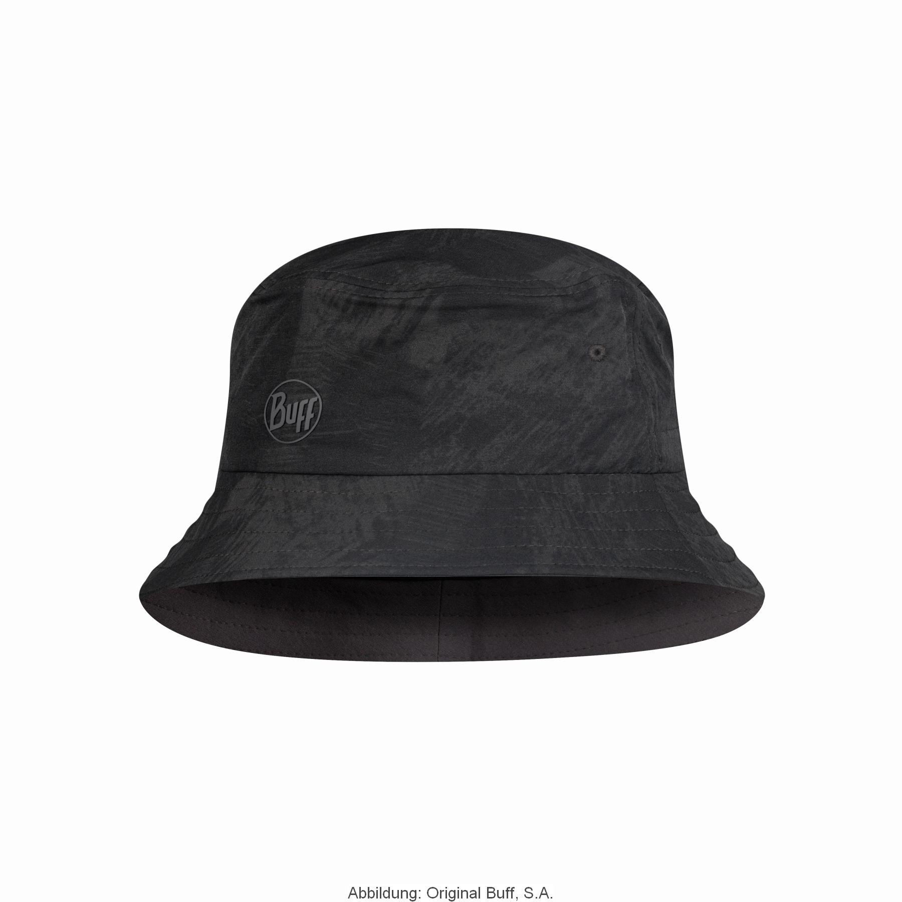 Buff® Trek Bucket Hat - Rinmann Black
