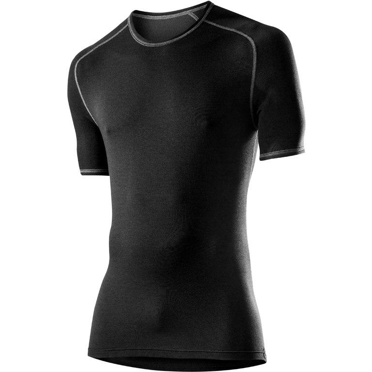 Löffler Short Sleeve Shirt Transtex Warm 10731 - black 990