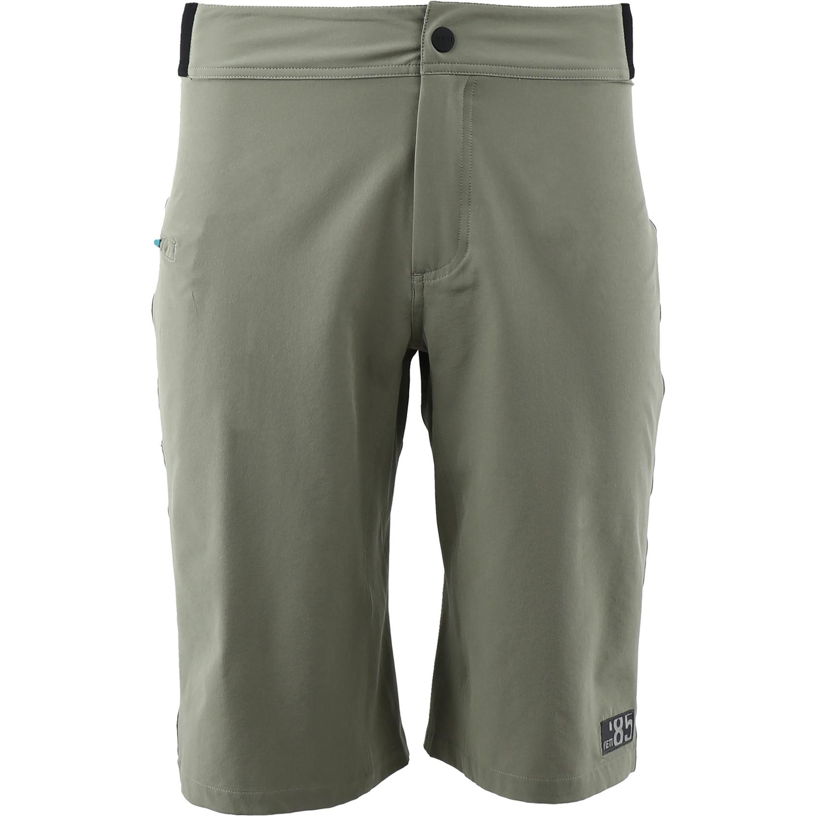 Yeti Cycles Rustler Shorts - Moss