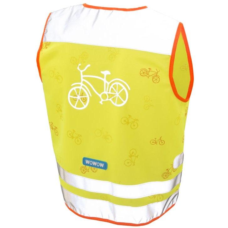 WOWOW Nutty Jacket - Sicherheitsweste für Kinder - gelb