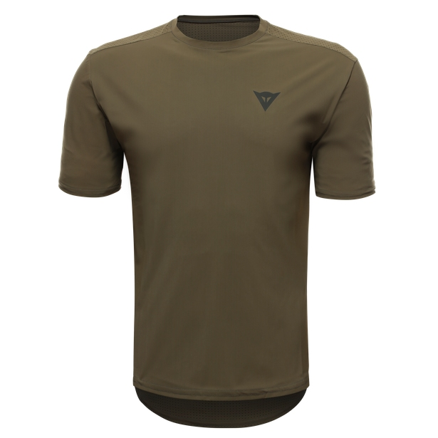 Picture of Dainese HGR Shortsleeve Jersey - dark brown