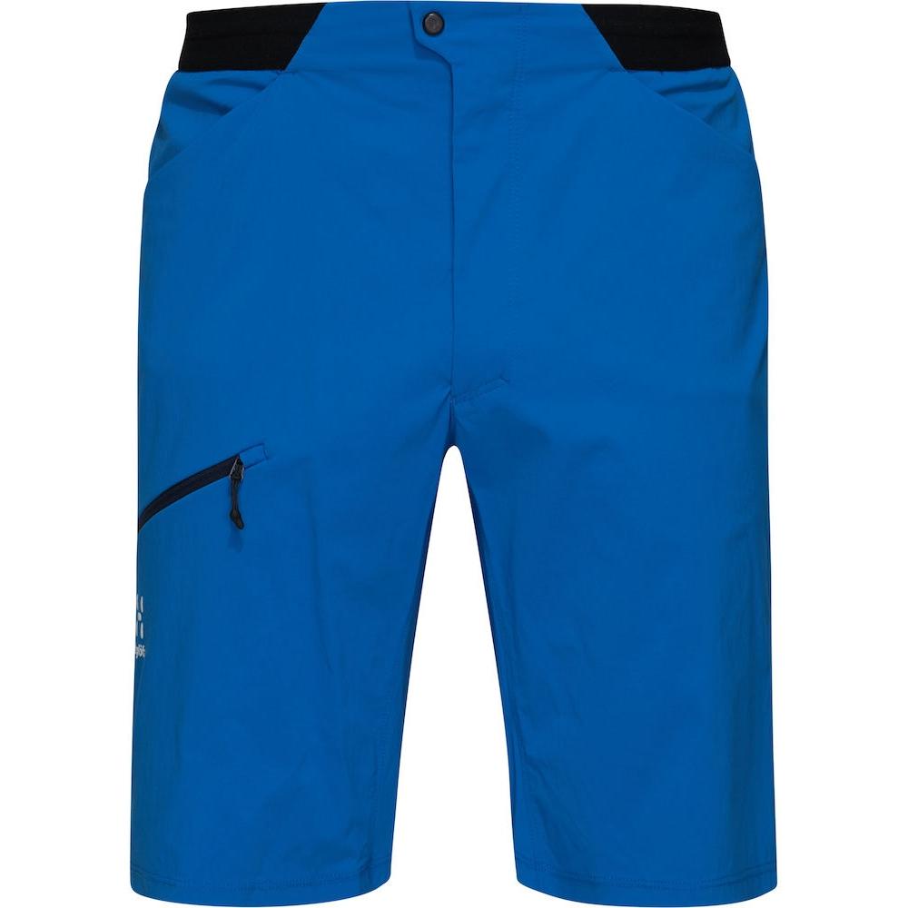Haglöfs L.I.M Fuse Pantalones cortos para hombre - storm blue 2AN