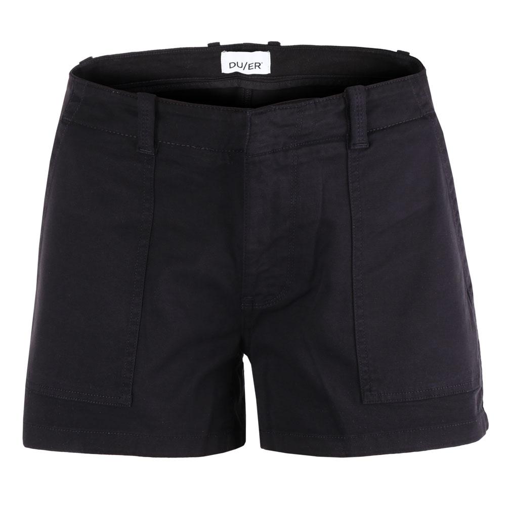 DUER Live Lite Adventure Women Shorts - Black