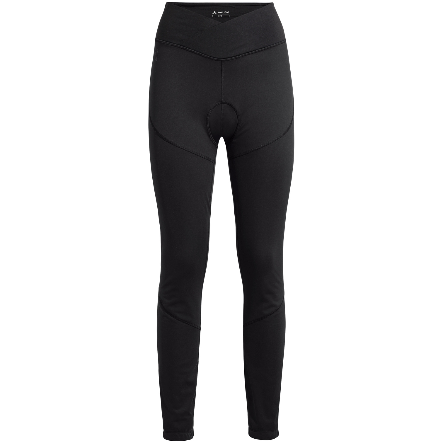Vaude Women's Posta Warm Tights - black