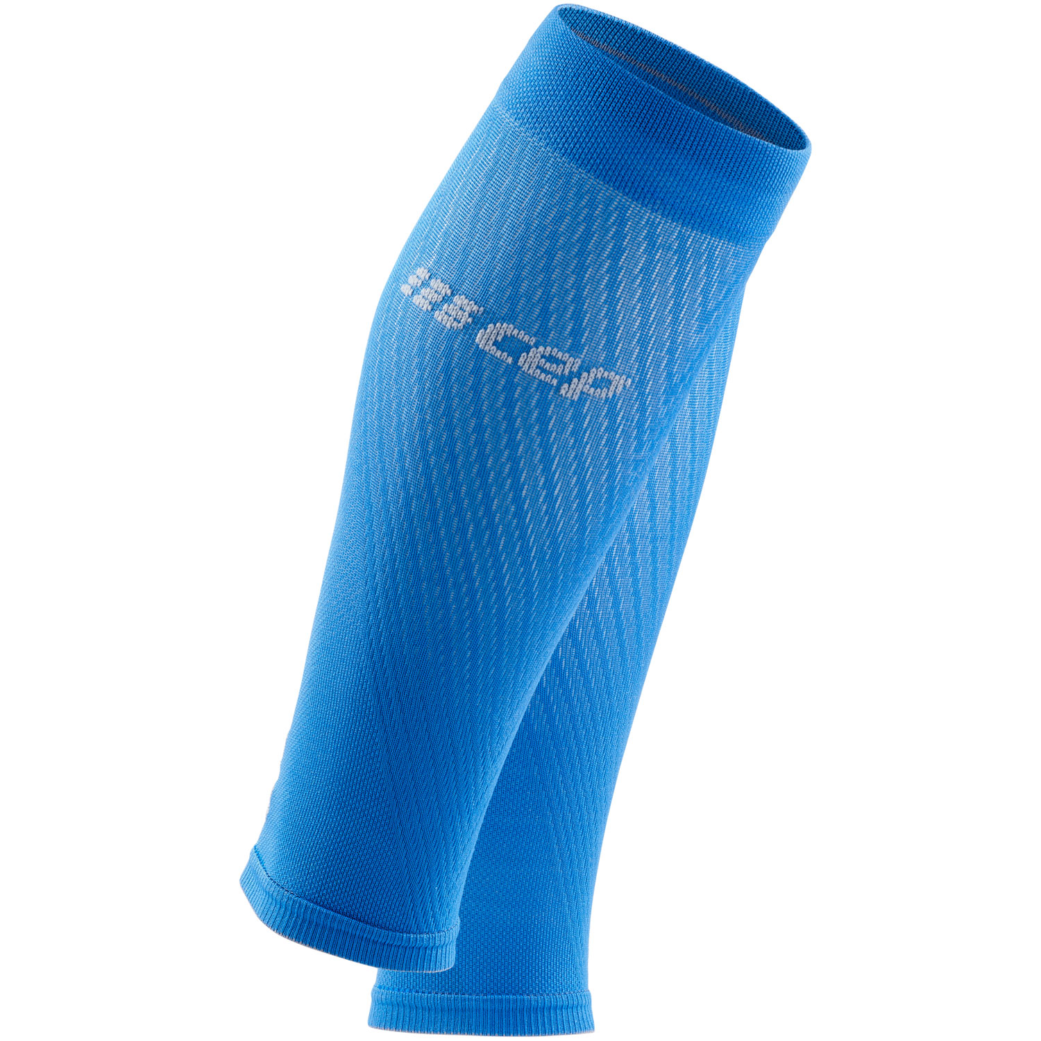 CEP Ultralight Compression Calf Sleeves - electric blue/light grey