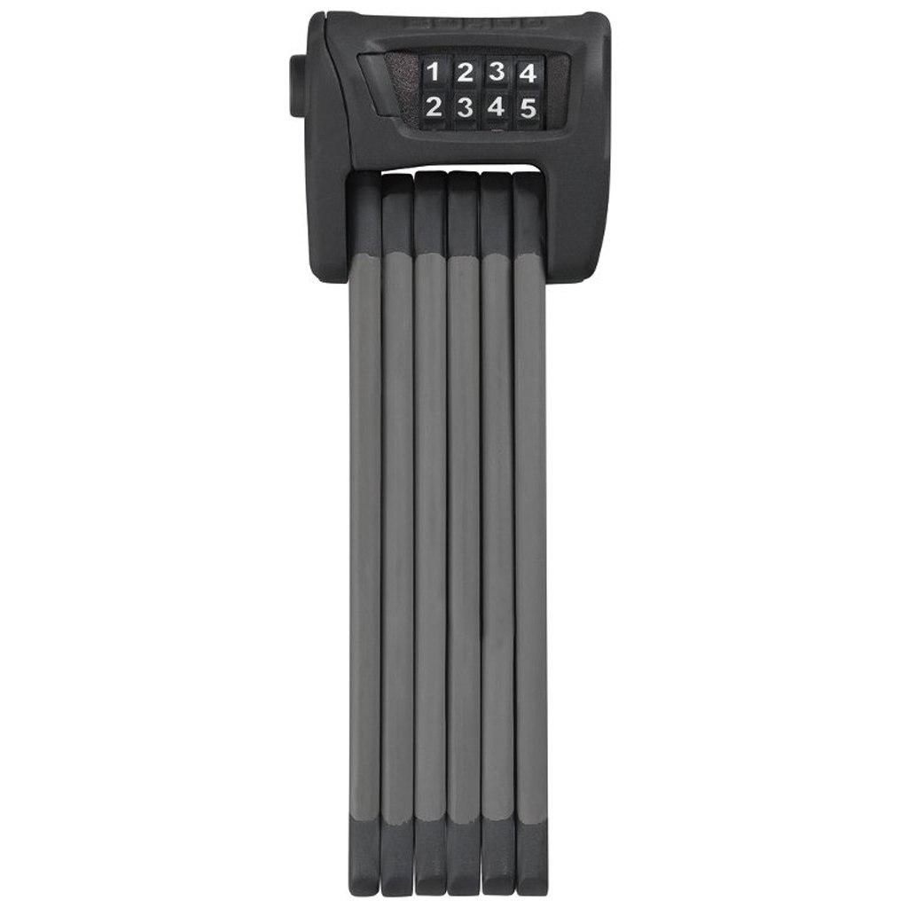 ABUS Bordo Combo 6100/90 - Candado plegable - Negro
