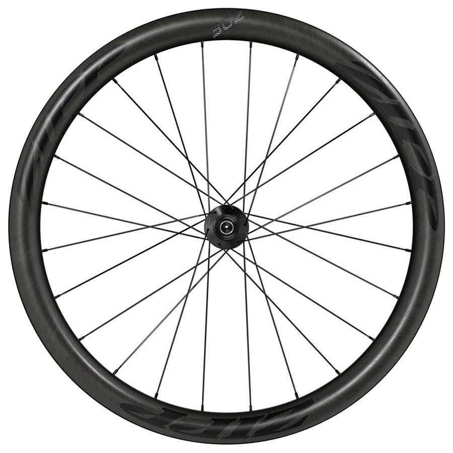 ZIPP 302 Carbon Clincher Disc Brake Rear Wheel - Centerlock - 12x142mm/QR - Black