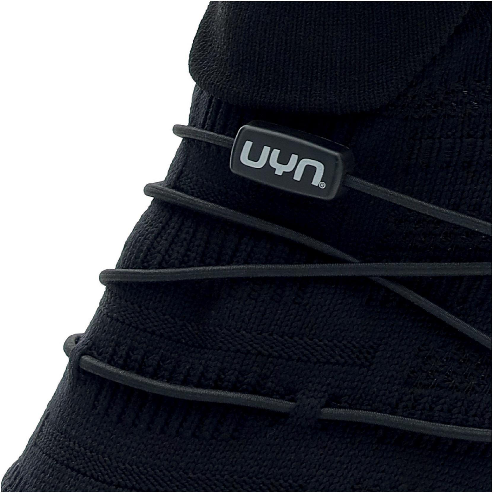 Image of UYN Free Flow Tune High Running Shoes Women - Black