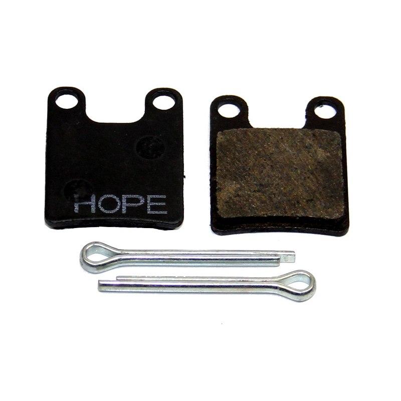 Hope Disc Brake Pads C2 O2 organisch Standard - HBSP040