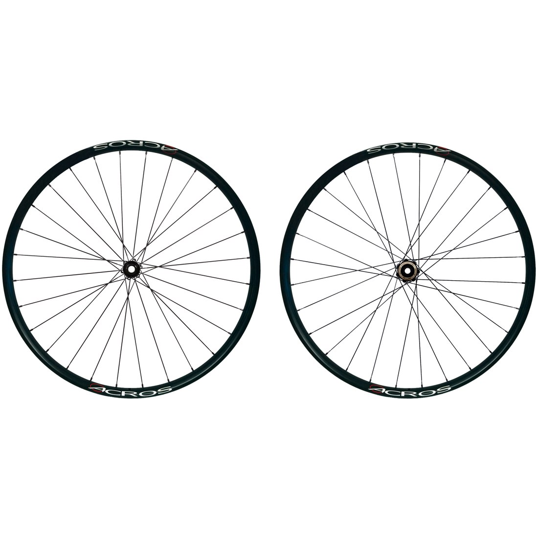 "ACROS A-Wheel XC Race 29"" Carbon Wheelset - 6-Bolt - FW: 15x100mm | RW: 12x142mm"