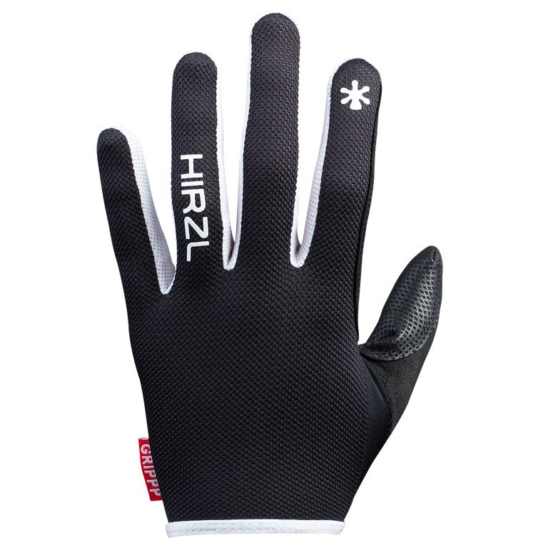 Hirzl Grippp Light FF Full Finger Gloves - White/Black