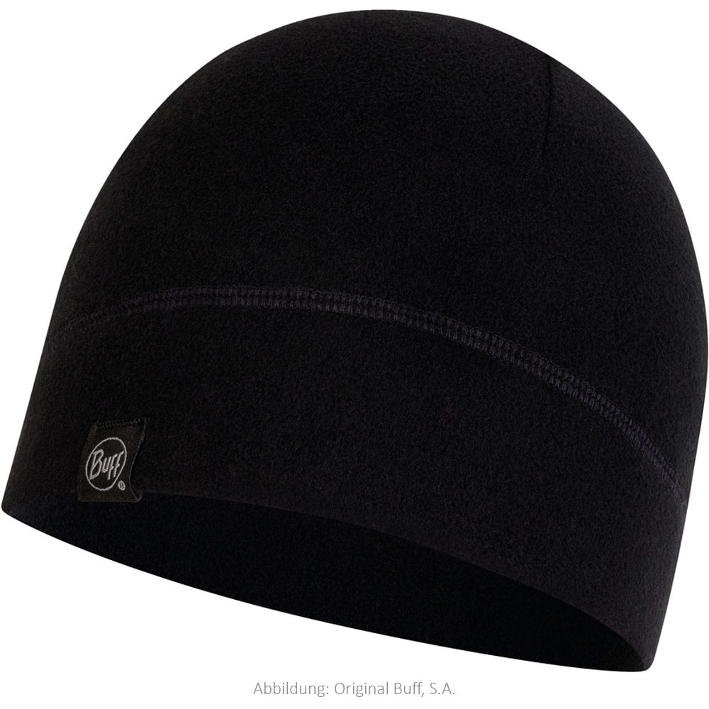Buff® Polar Hat - Solid Black/Black