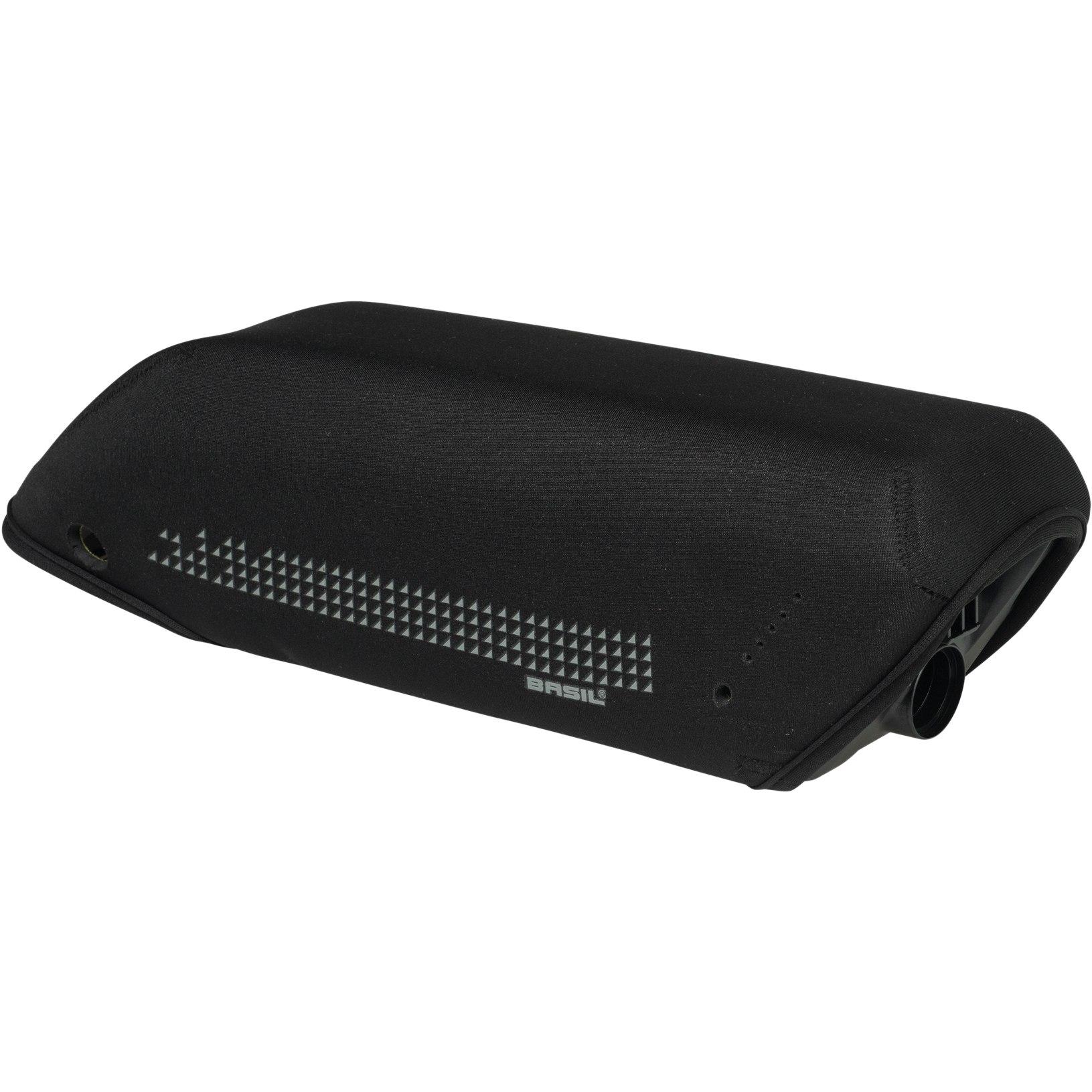 Basil Downtube Battery Cover - black