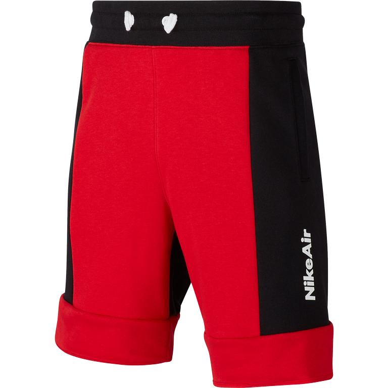 Nike Air Older Kids' Shorts - university red/black/white CJ7858-657