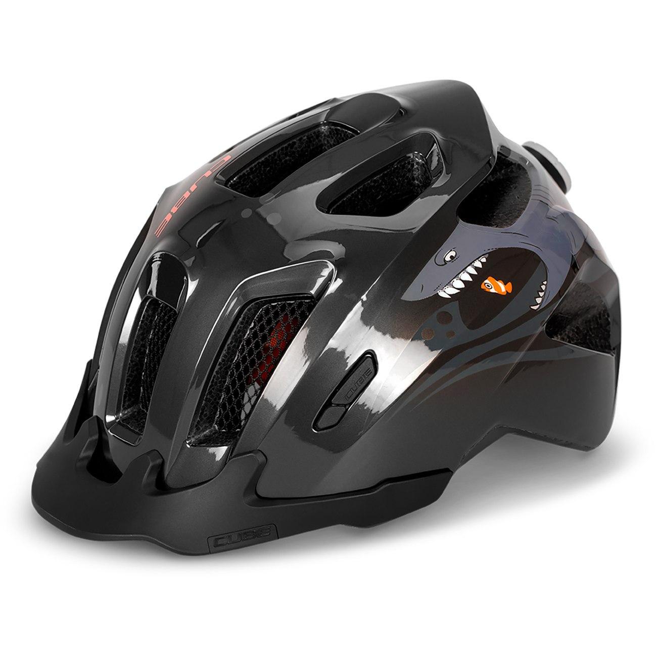 CUBE Helmet ANT - black