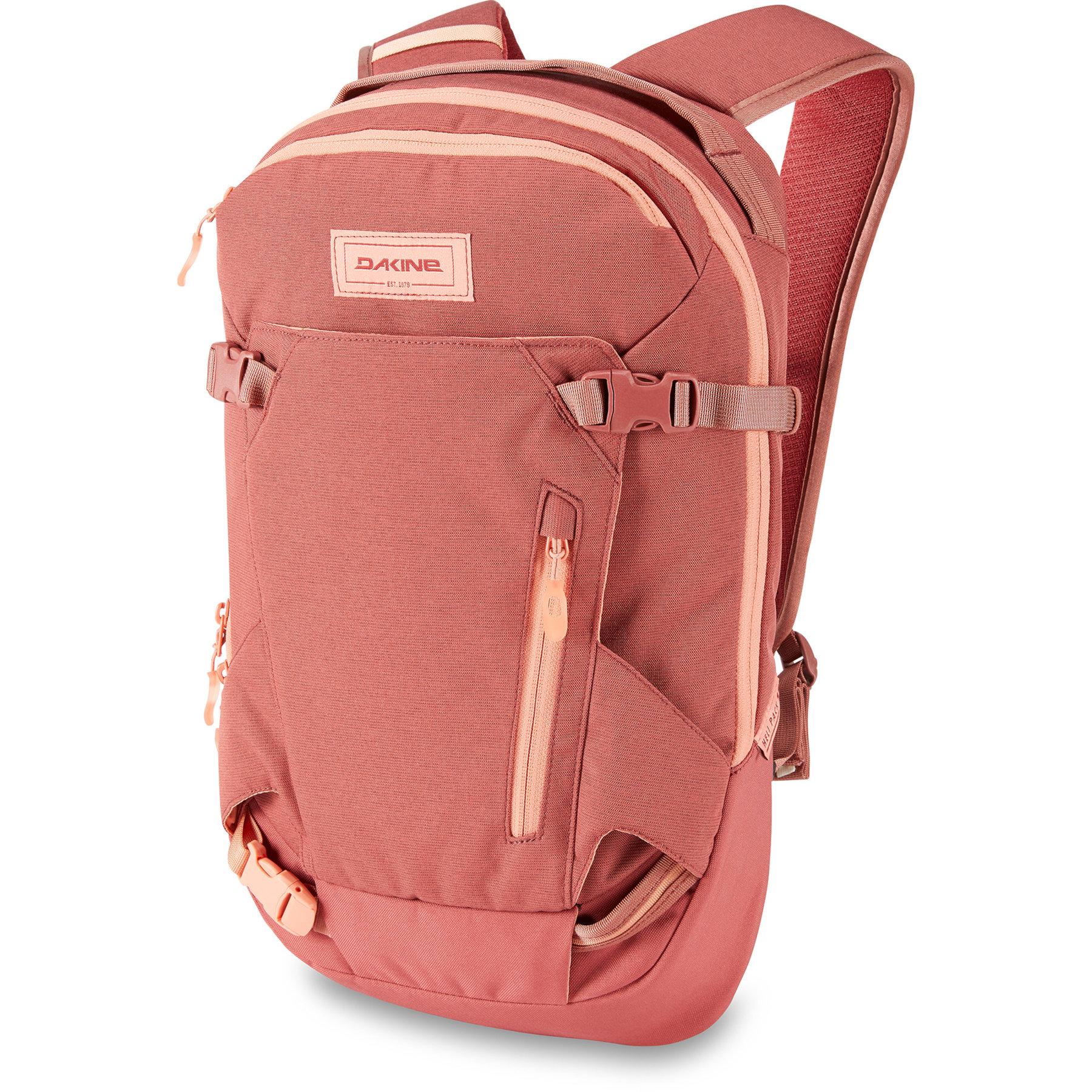 Dakine Women's Heli Pack 12L Backpack - Dark Rose