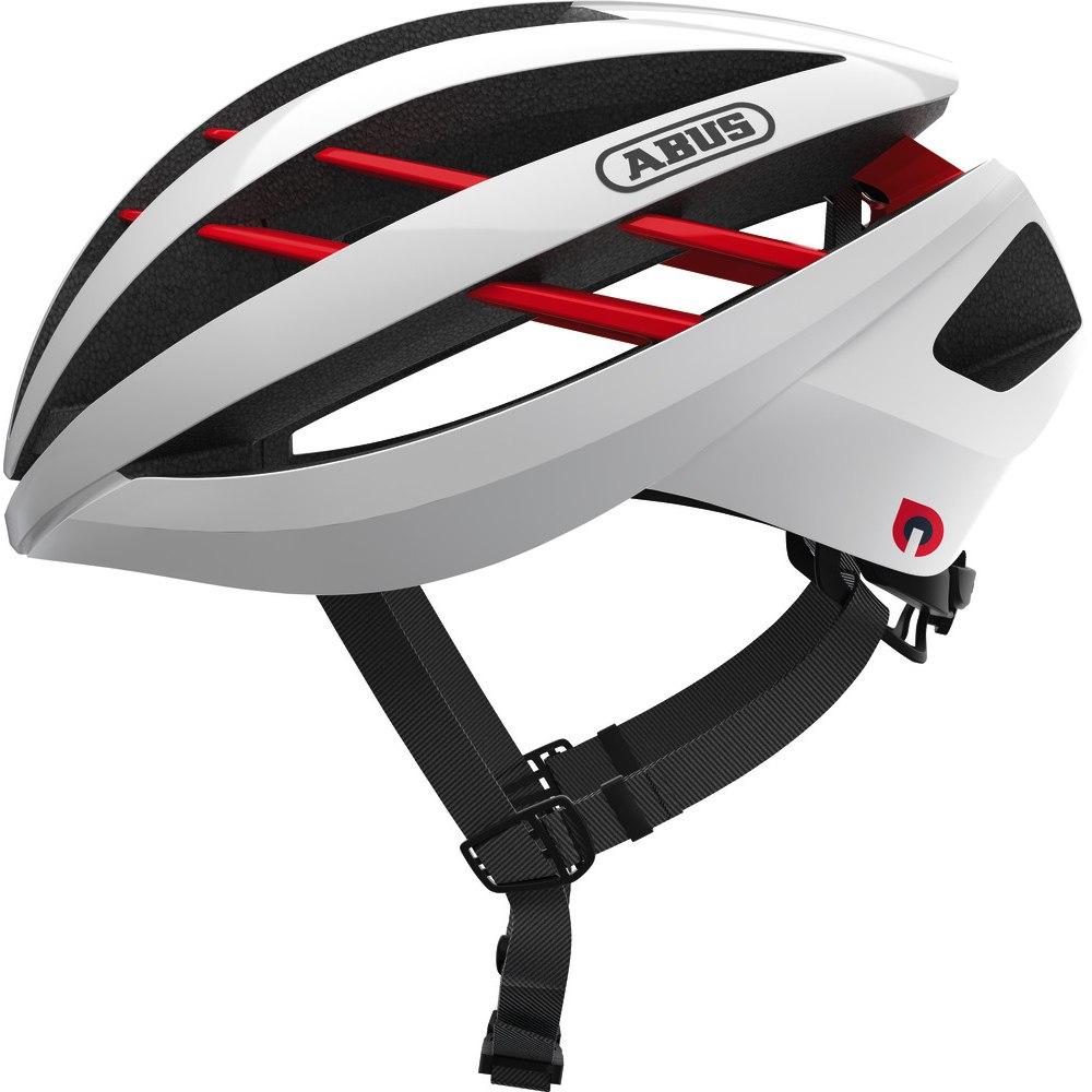ABUS Aventor Quin Helmet - polar white