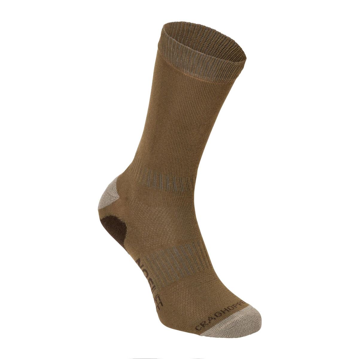 Craghoppers NosiLife Adventure Sock - Kangaroo