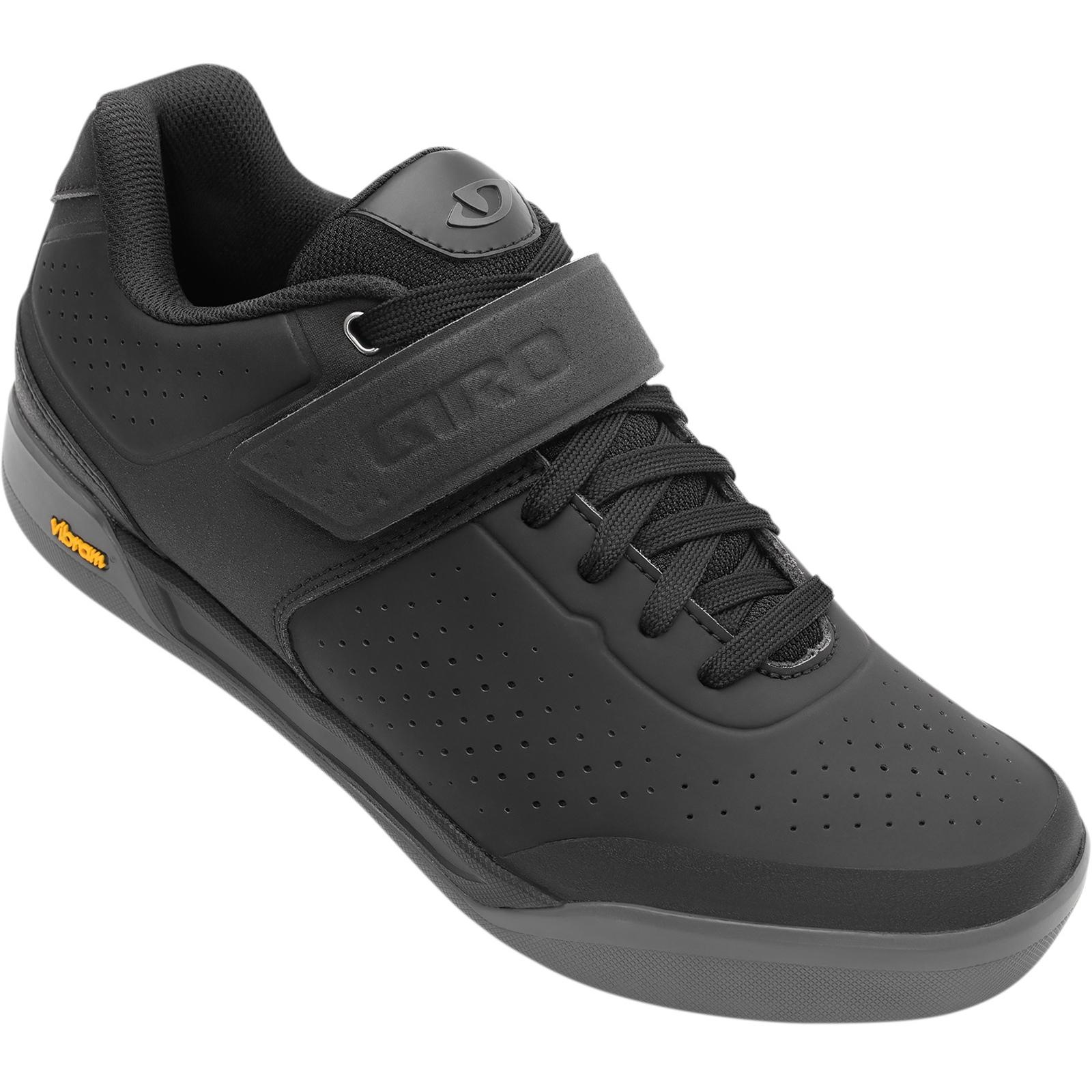 Giro Chamber II MTB Schuhe - black/dark shadow