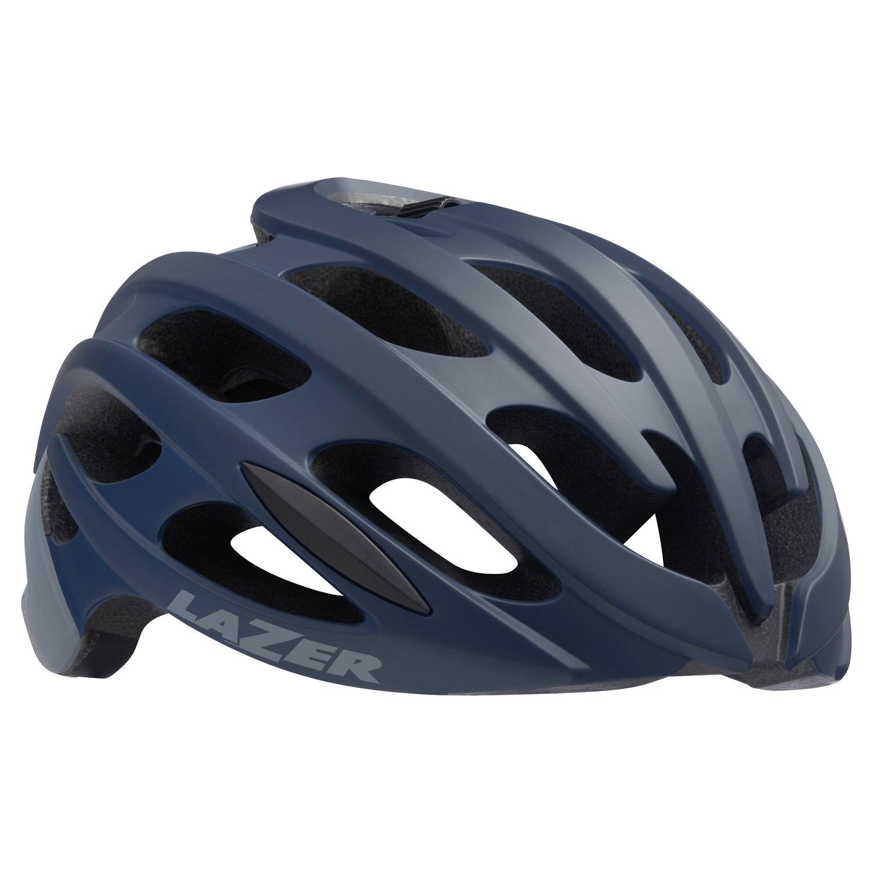 Lazer Blade+ Helm - matte blue grey