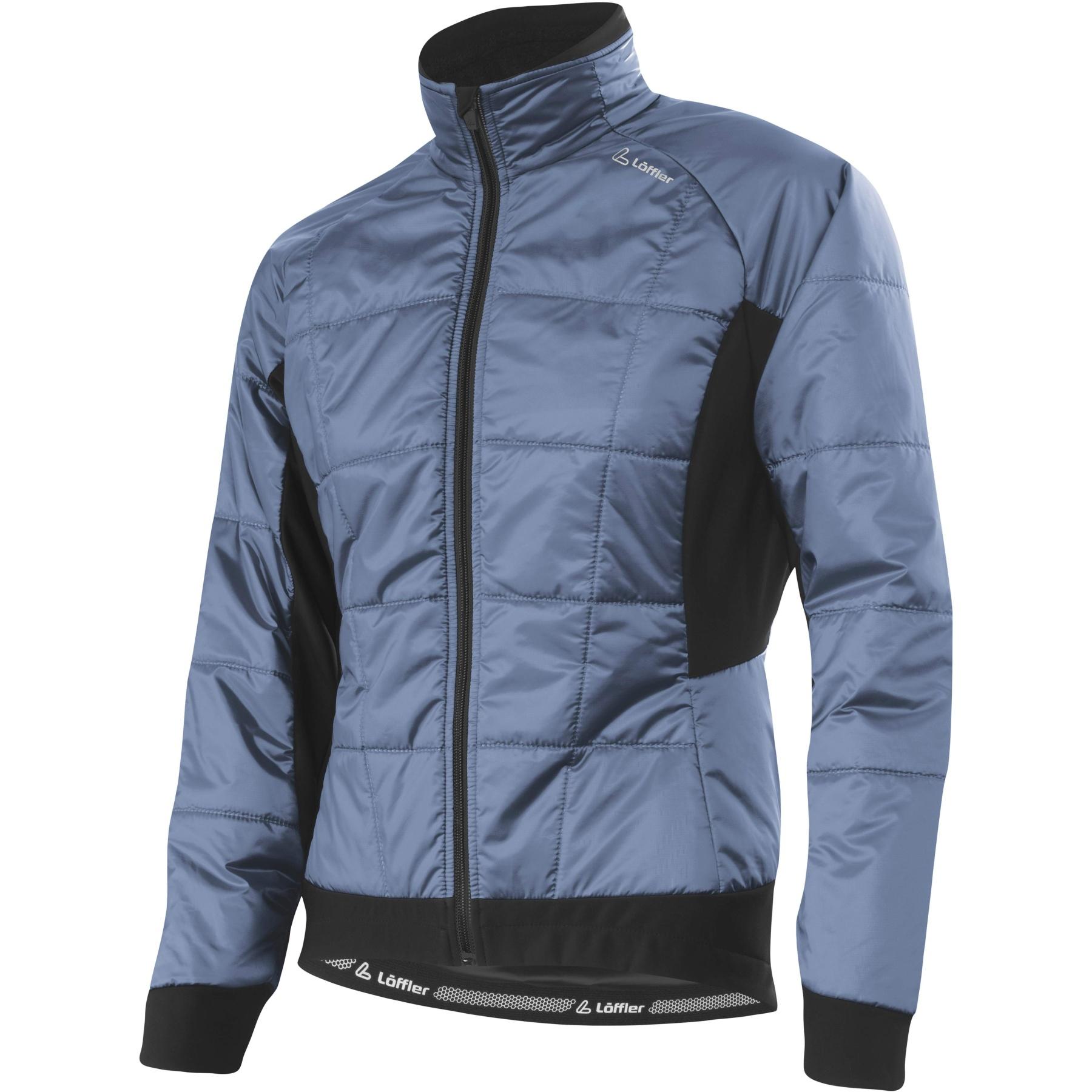 Löffler Bike Iso Jacke Hotbond® PL60 Damen 20603 - enzian 461