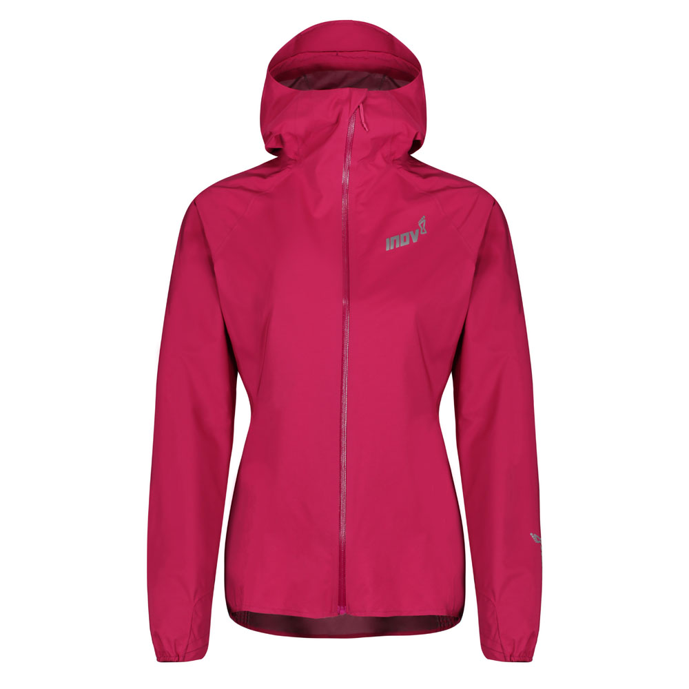 Inov-8 Stormshell FZ Women's Running Jacket - pink