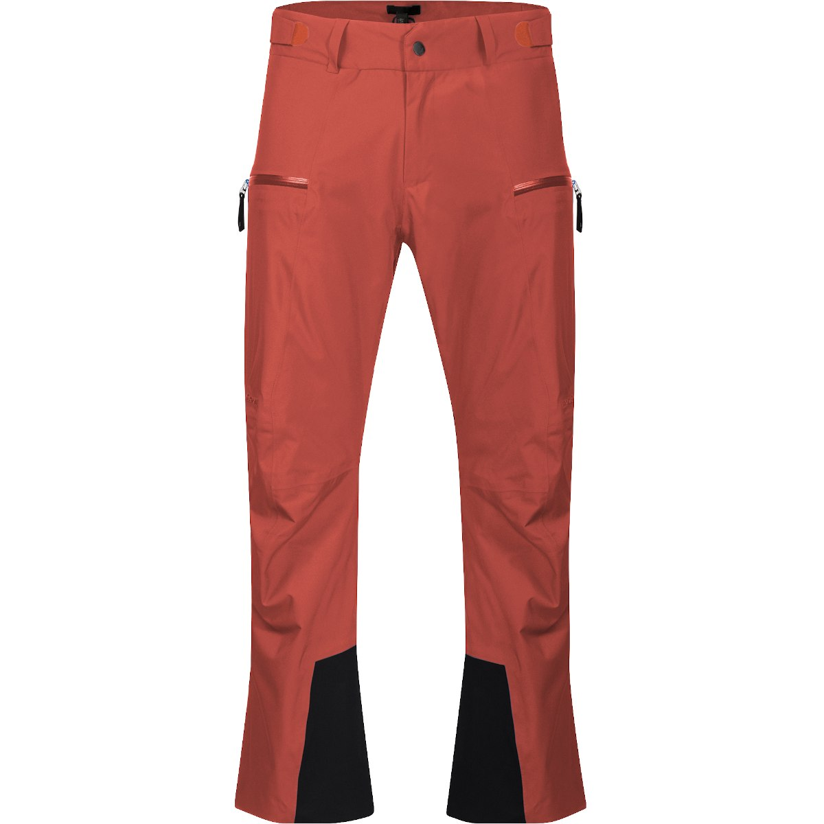 Bergans Stranda Insulated Pants - lava/bright magma