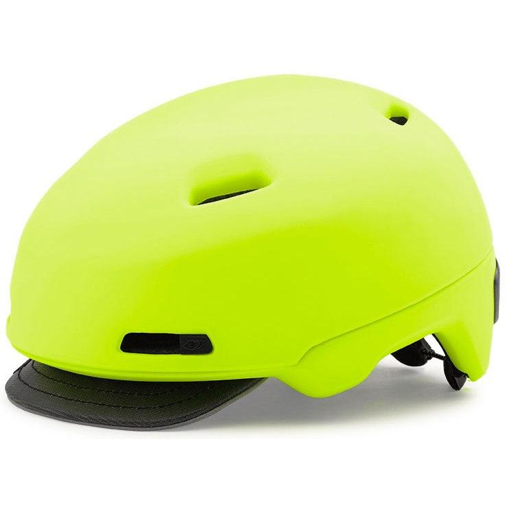 Giro Sutton Helmet 2020 - matte highlight yellow