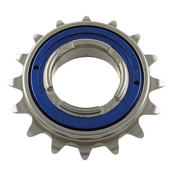 White Industries ENO Freilaufritzel 16t - blauer Verschlussring