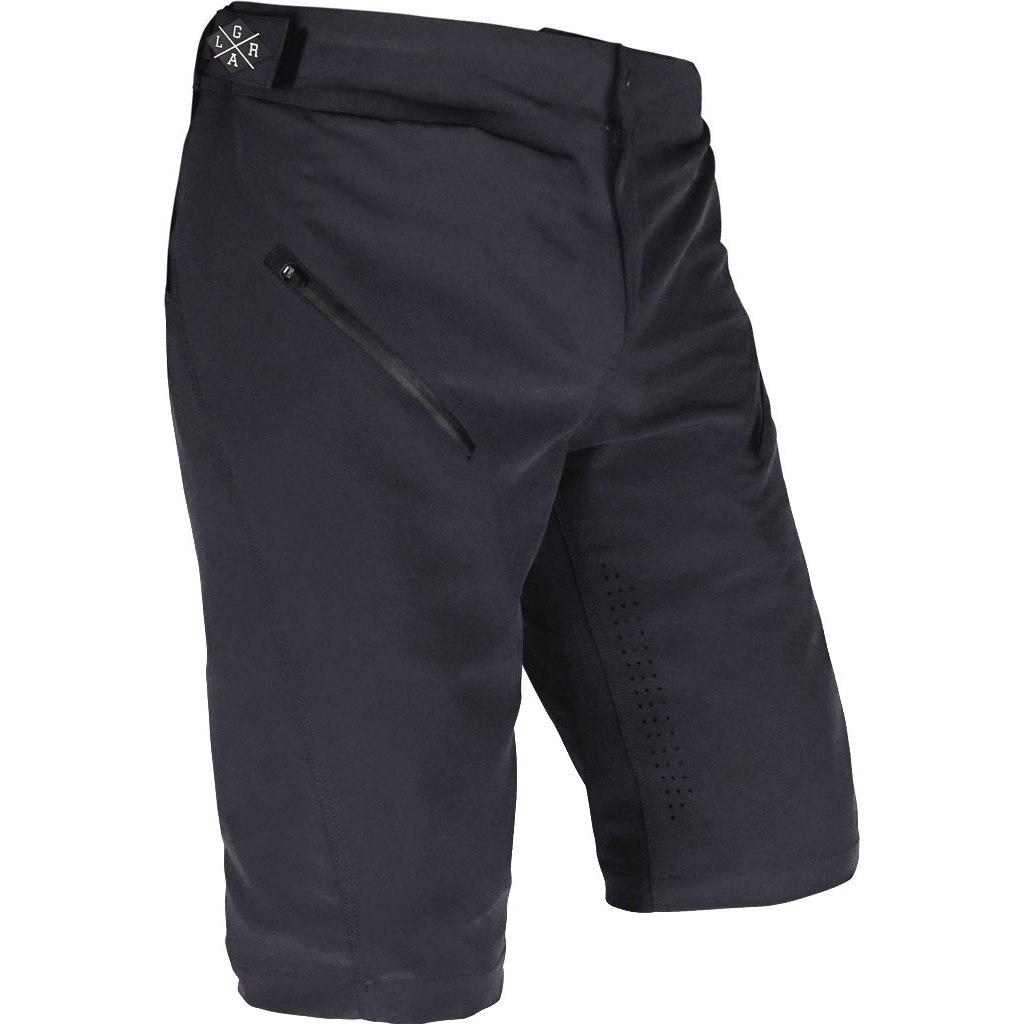 Loose Riders C/S EVO Shorts - Black