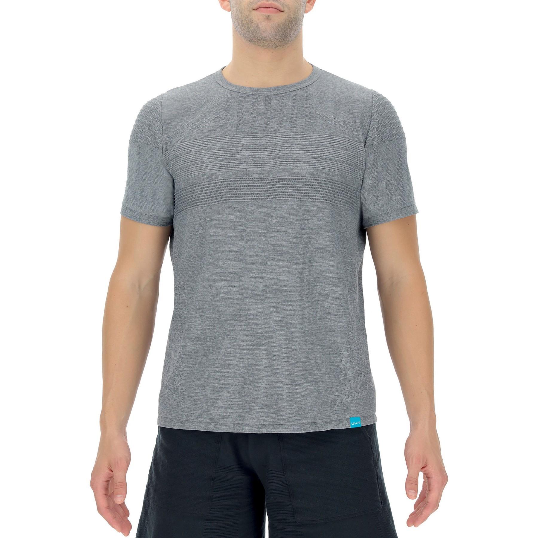 UYN Natural Training T-Shirt - Grey Melange