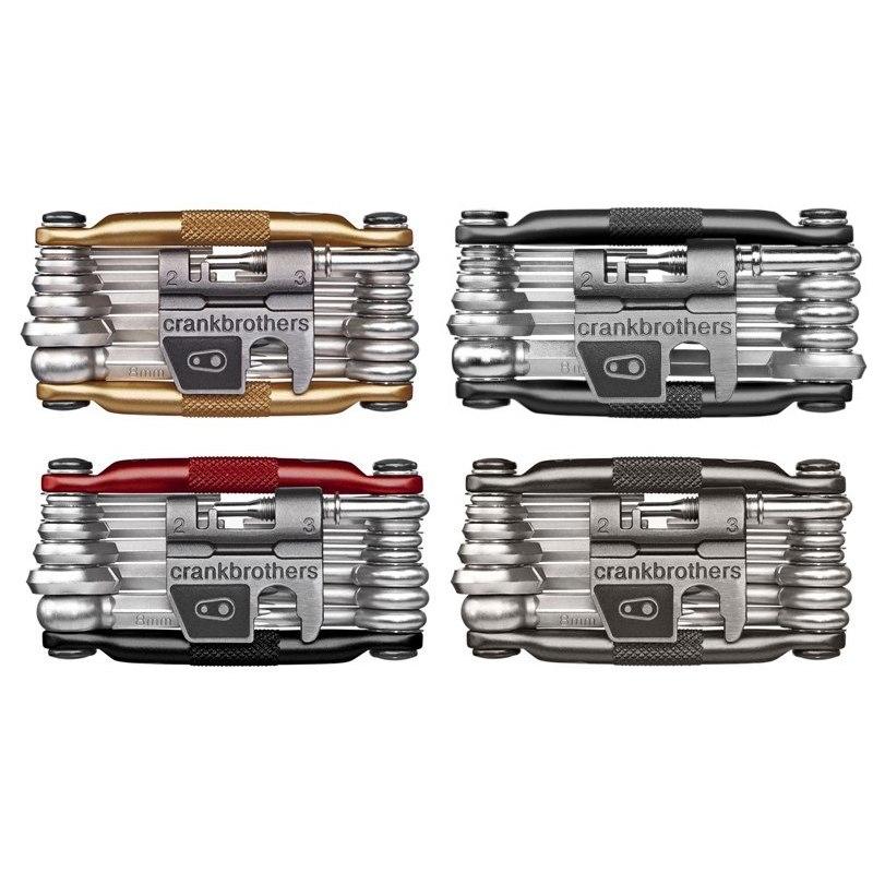 Crankbrothers Multi-17 Pocket Tool