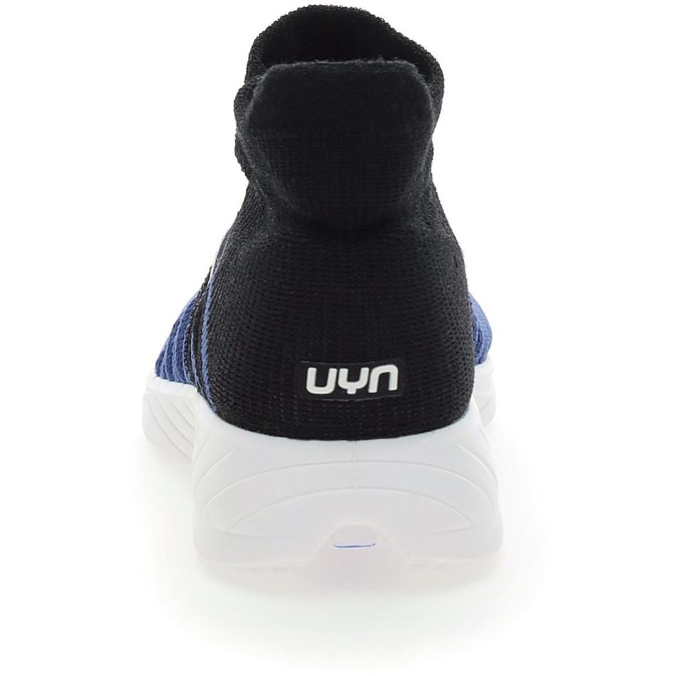 Image of UYN X-Cross Running Shoes - Midnight Blue