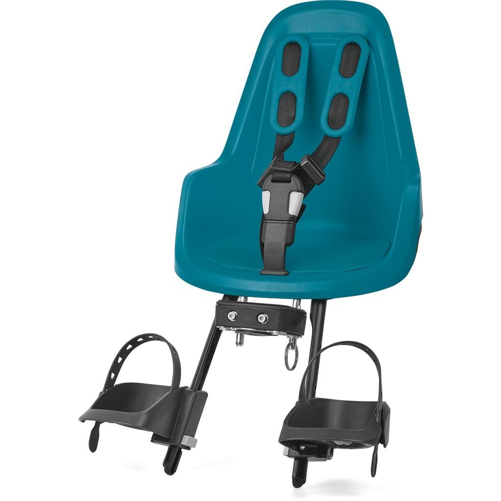 Bobike ONE mini Child Bike Seat - Bahama Blue
