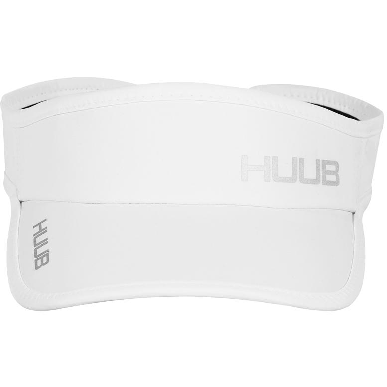 Bild von HUUB Design Run Visor - weiß