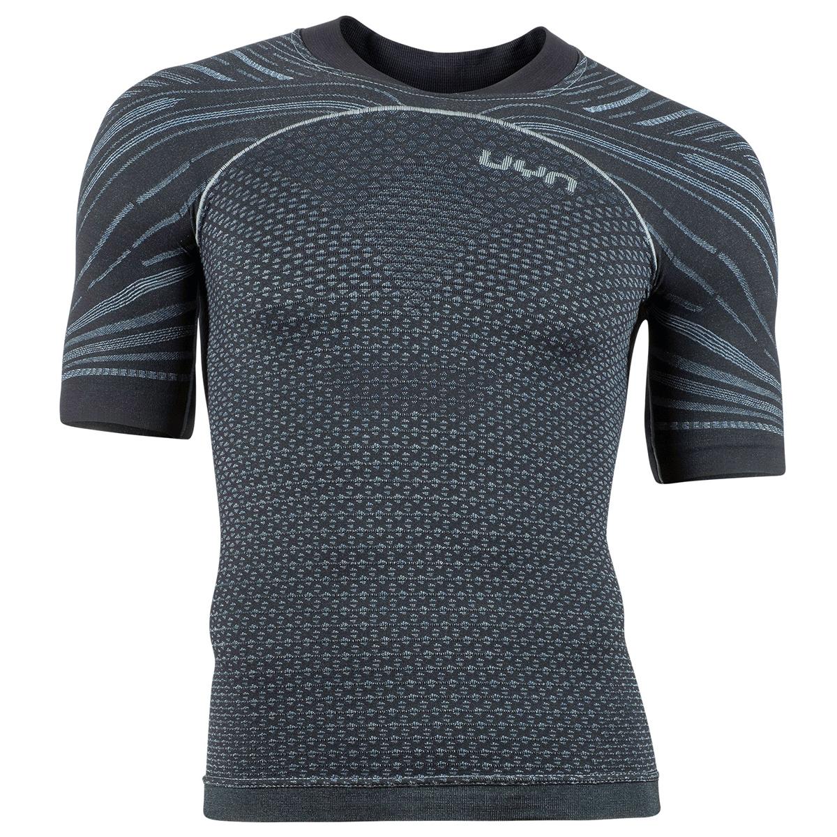 Bild von UYN Alpha Coolboost Running T-Shirt - Denim