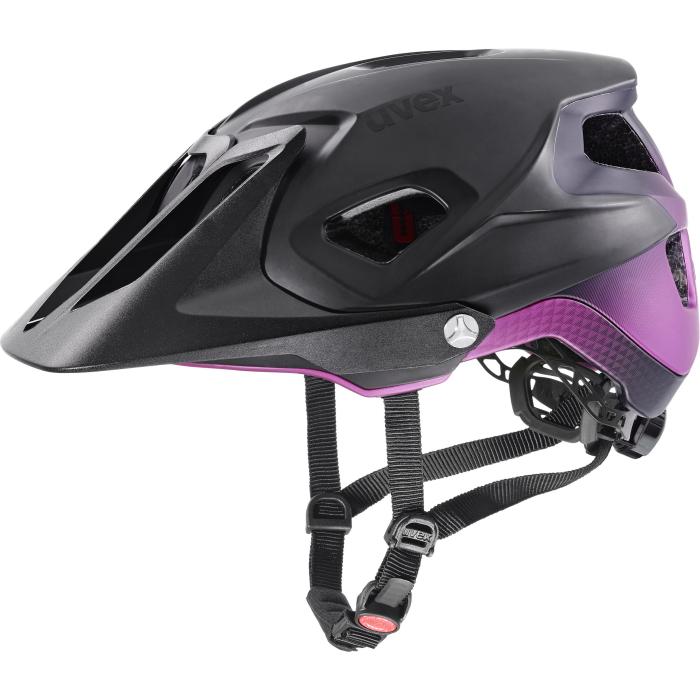 Uvex quatro integrale Tocsen Helmet - mystic - fuchsia mat