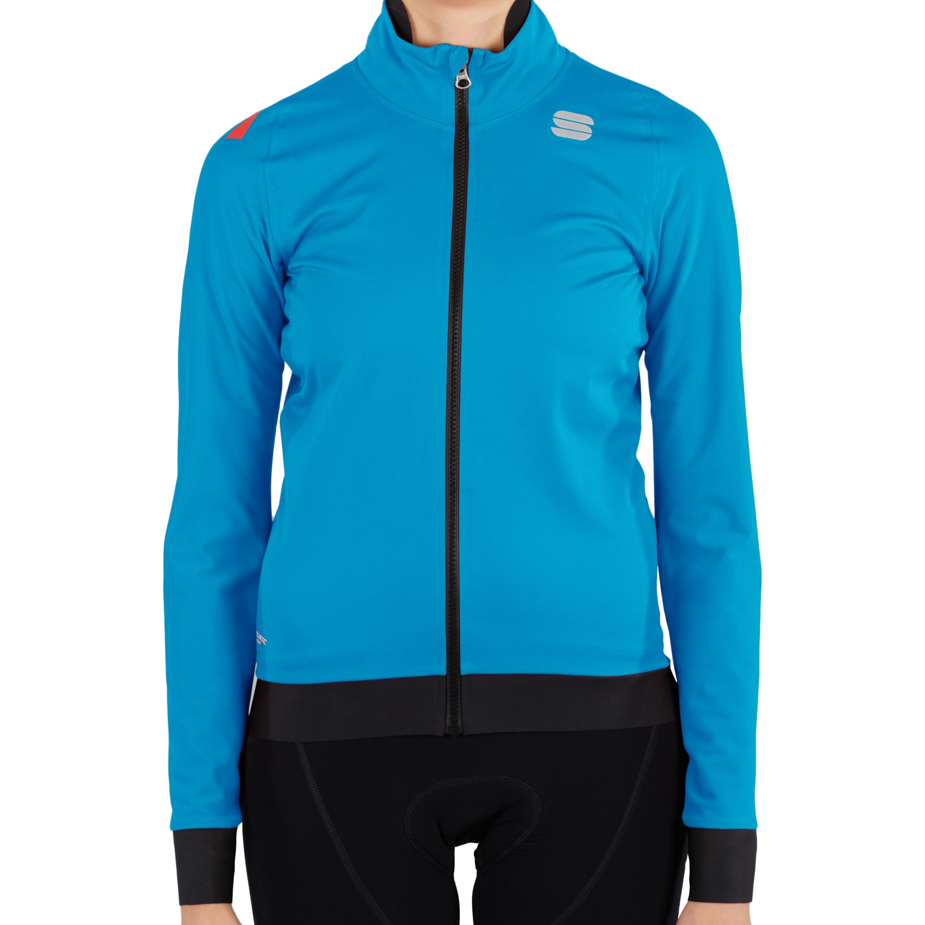 Sportful Fiandre Pro Women's Jacket - 398 Blue Atomic