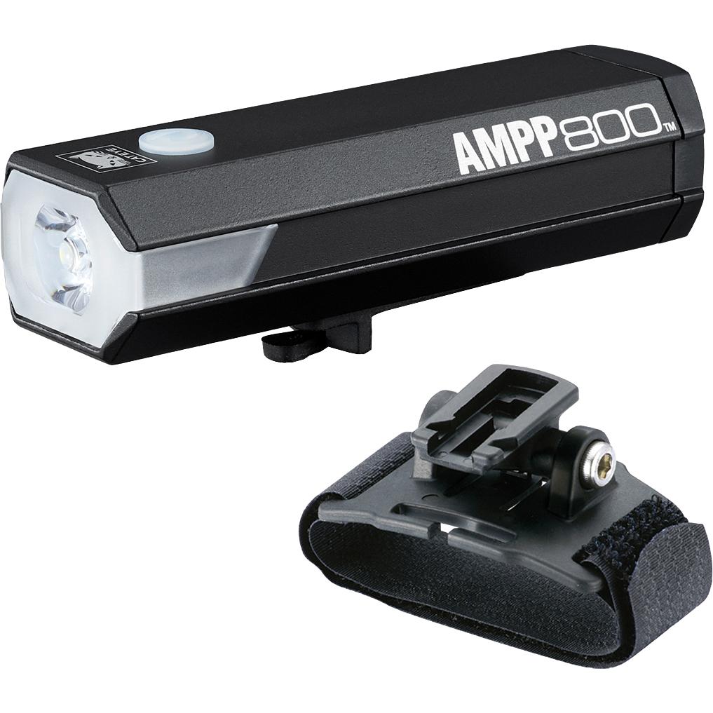 Produktbild von Cat Eye AMPP 800 Helmlampe HL-EL088RC
