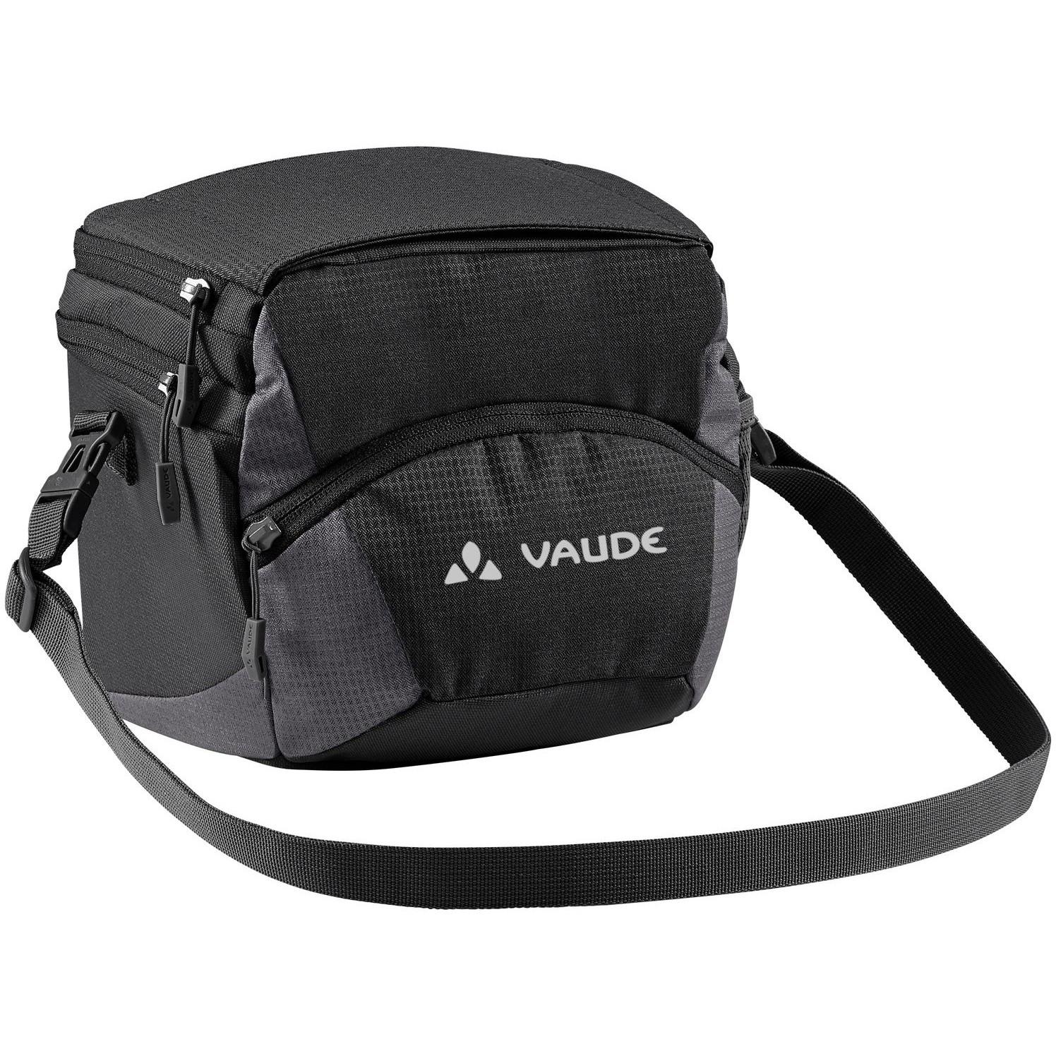 Vaude OnTour Box M (KLICKfix ready) Handlebar Bag - black