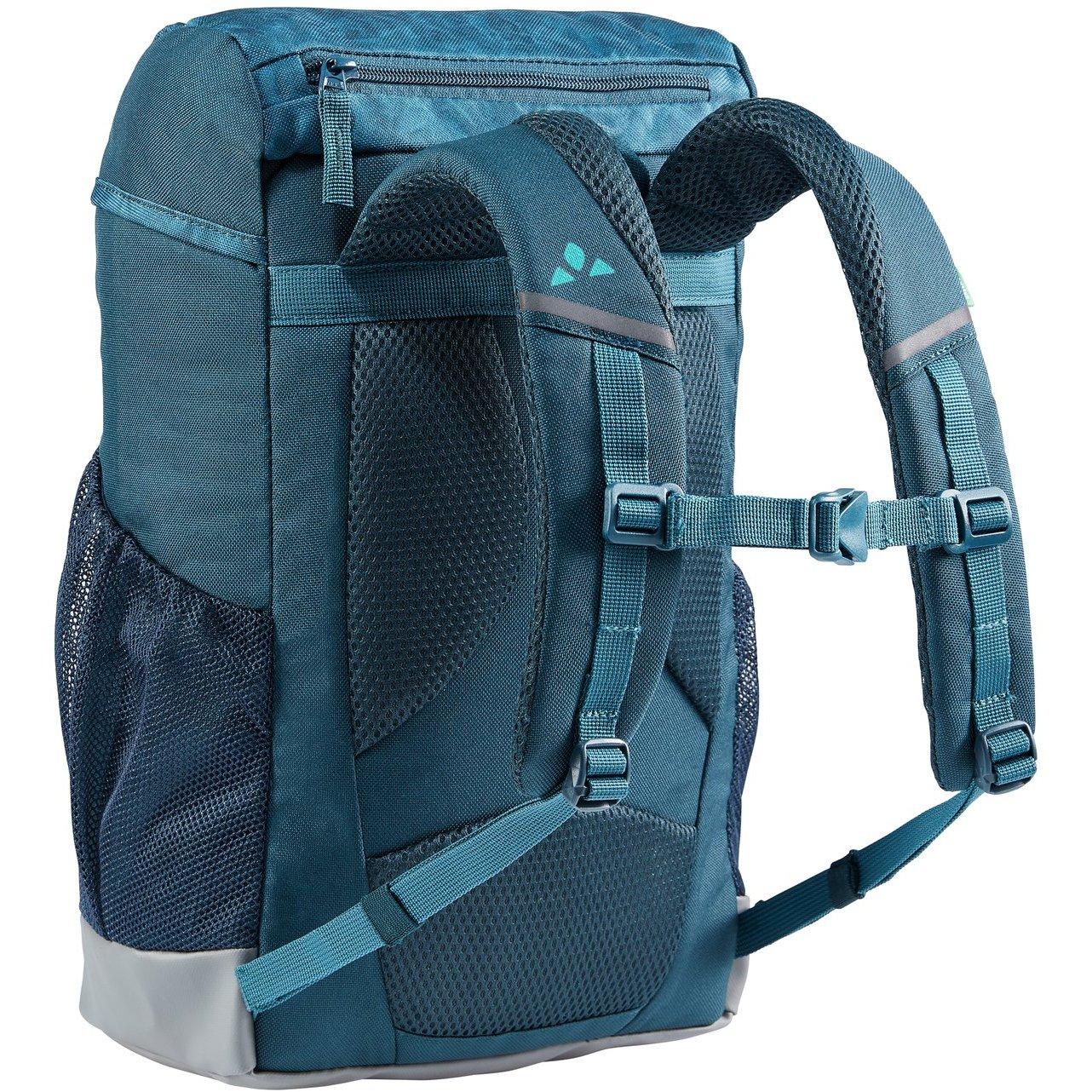 Image of Vaude Puck 10 Kids Backpack - dark petrol