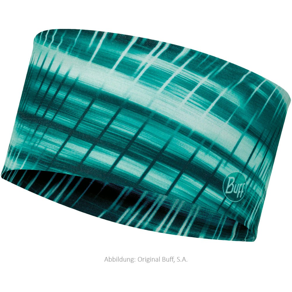 Buff® CoolNet UV+® Headband - Keren Turquoise