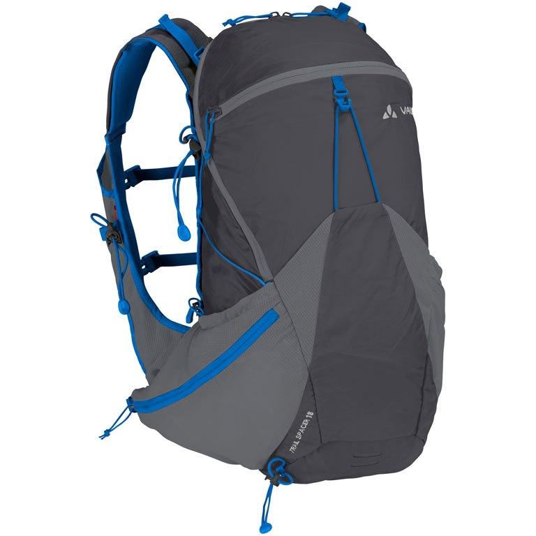 Vaude Trail Spacer 18 Rucksack - iron