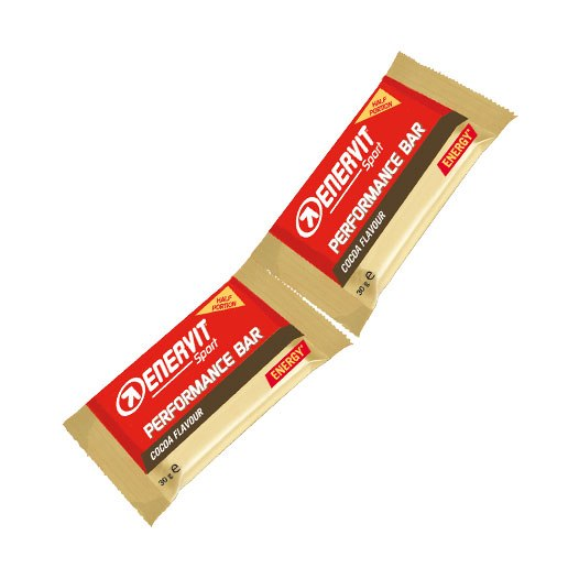 Image of Enervit Performance Bar with Carbohydrates & Protein - 4x60g