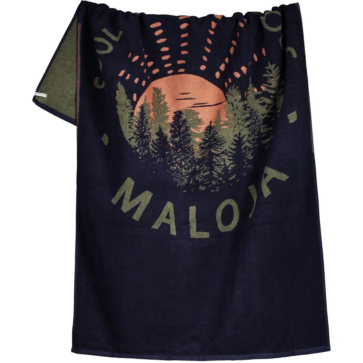 Maloja FunkeM. Towel - night sky 8325