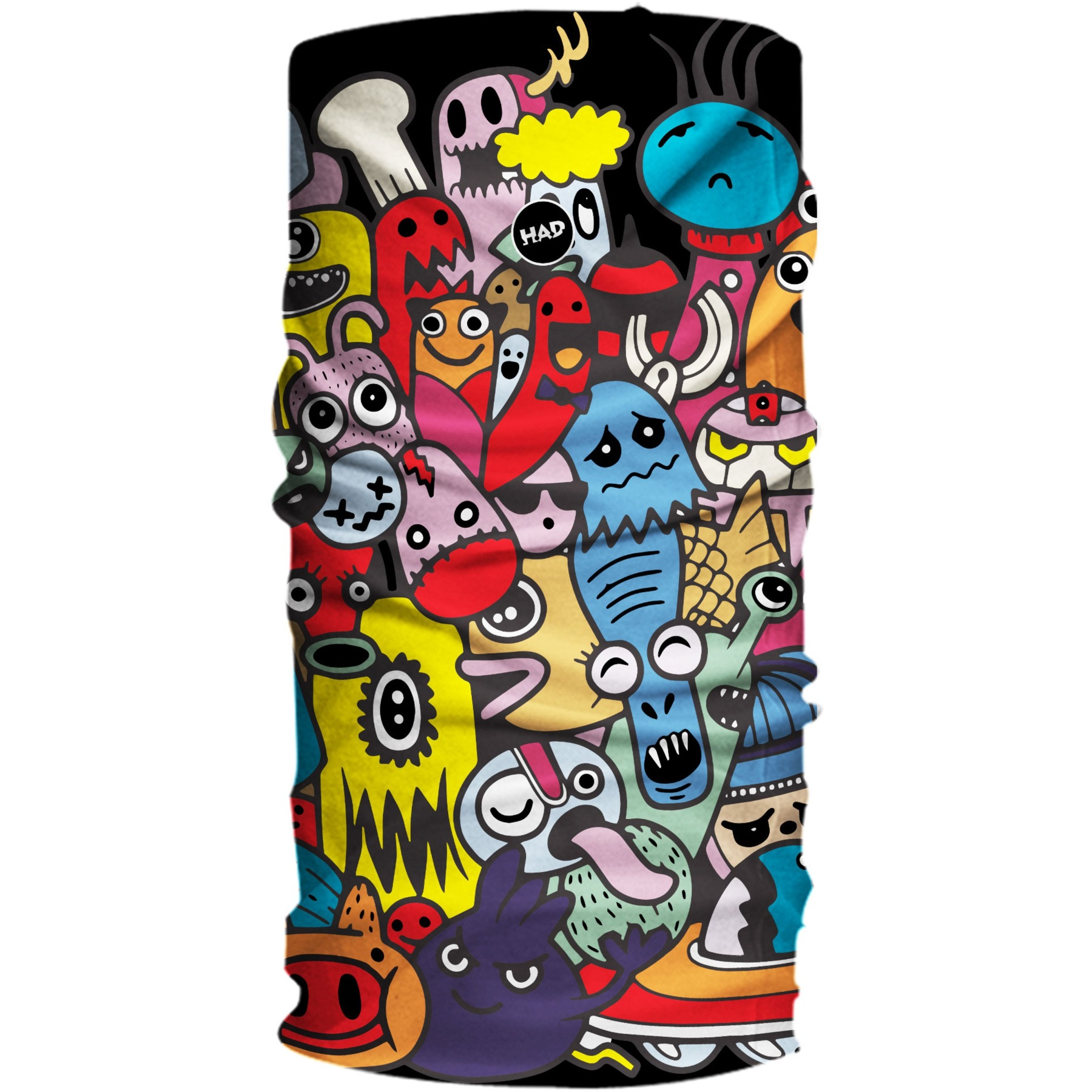 HAD Originals Kids Multifunctional Cloth - Monster Friends