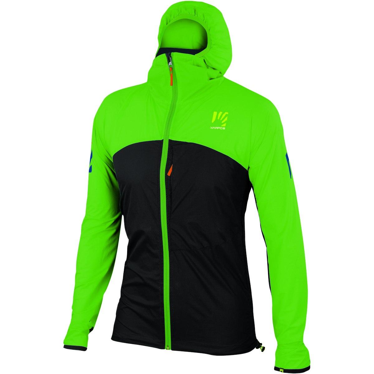 Image of Karpos Lot Jacket - apple green/black